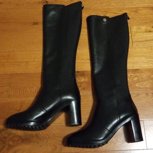 076d62b2cc321 Tory Burch Sullivan Leather Knee Boot